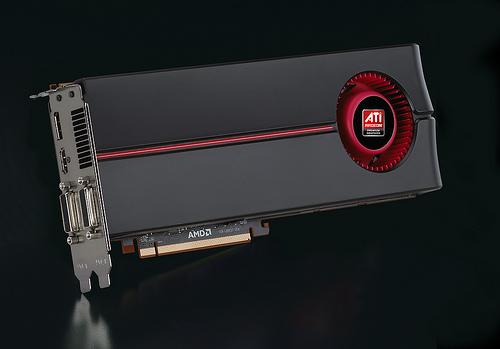 ATI Radeon HD 5870 - On Black