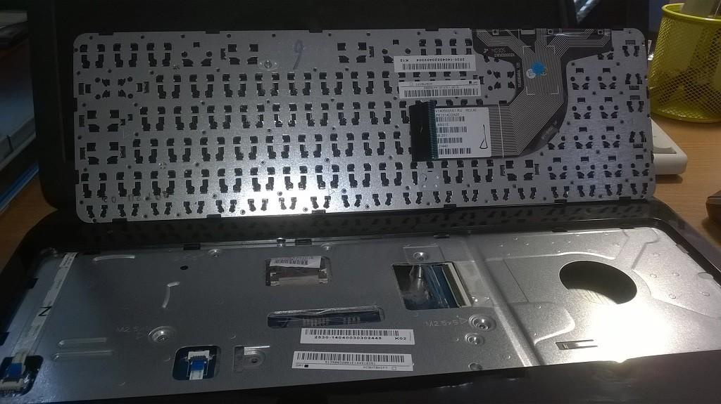 klava HP 15-r050sr